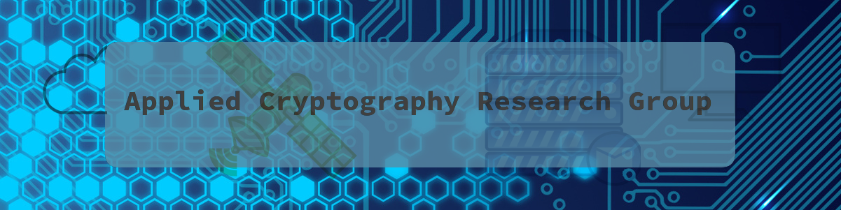 Applied Cryptography Research Group